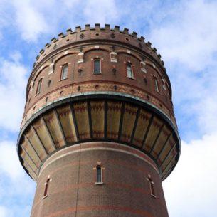 Restauratie Watertoren Delft