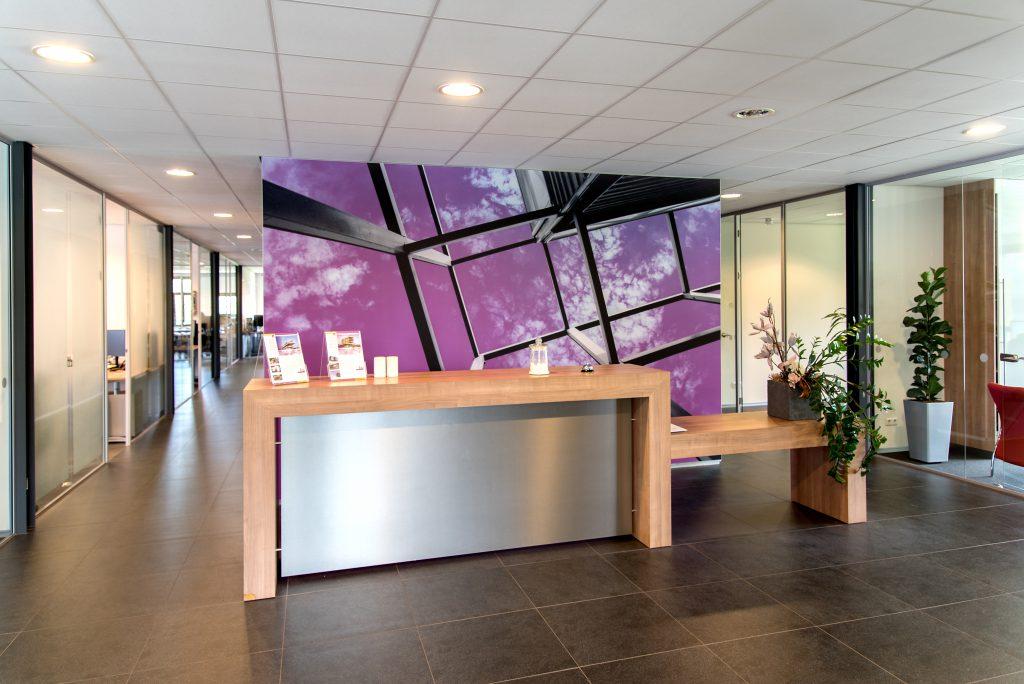 Entree kantoor IBT Veenendaal
