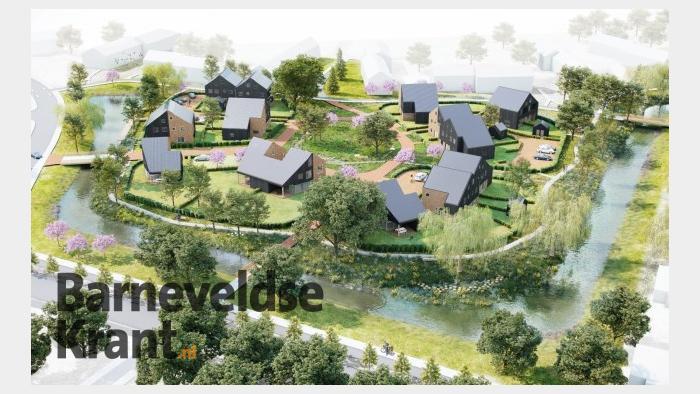 Nieuwbouwwijk De Enk in Barneveld
