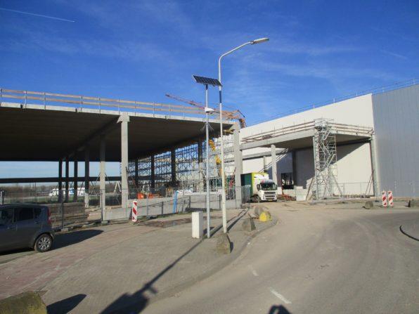 Constructie Koelcentrum Zederik