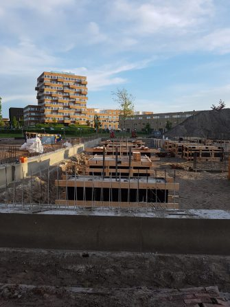Bouw Hanzegraaf Lelystad